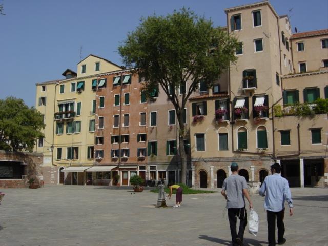 犹太广场  Campo Ghetto Nuove   -2