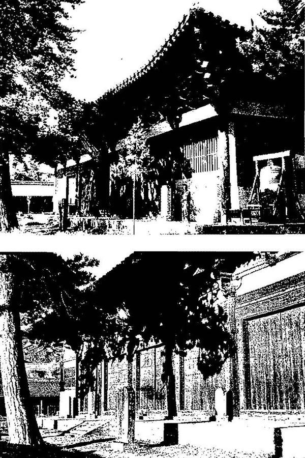 五台山南禅寺佛光寺小记(2012年8月6日)