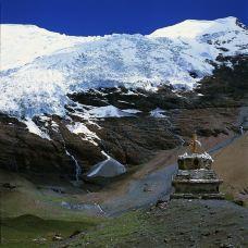 卡若拉冰川-江孜