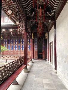 胡雪岩故居-杭州-路易斯崔
