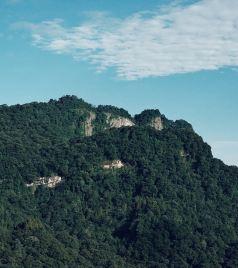 青城山游记图文-2天1夜,森林秘境青城山禅修放空。