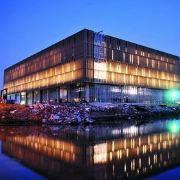 浦东第一图书馆-上海-志明的飞碟