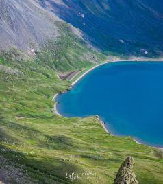 长白山游记图文-七月的山川、无恙丨在长白山,遇见一场高山花海