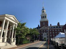 哈佛大学-剑桥-享受生活2013