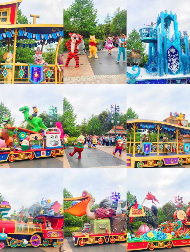 上海迪士尼都有啥玩的项目,详细的迪士尼乐园游玩攻略