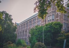 华盛顿大学-西雅图-小凌60