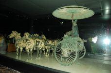 秦陵铜车马-临潼区-我是水晶