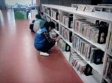 浦东第一图书馆-上海-瓦勒迪泽尔范仲淹