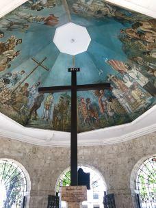 麦哲伦十字架-麦克坦岛-佳小姐的环球旅行