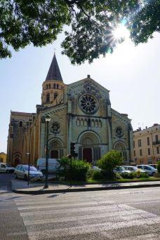 圣母大教堂-尼姆-猫猫在旅行