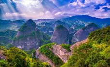 桂林丹霞八角寨景区-资源-资深游览大师
