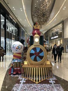 上海国金中心商场-上海-糯九之星