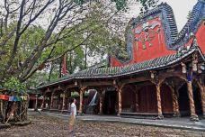 龙居寺-广汉