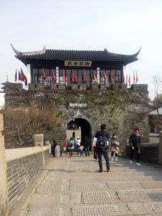 枫桥景区-苏州-熙熙攘攘