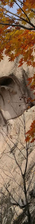长白山红石峰-安图