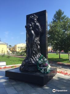 Monumets to the Victims of Ufa Accident-鄂木斯克