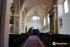 The Church of the Assumption of the Virgin Mary-班斯卡-什佳夫尼察
