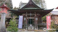 Kitano Shrine-气仙沼市