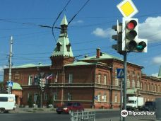 Building of the City Council-鄂木斯克