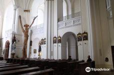 Farský kostol navštívenia Panny Márie-尼特拉