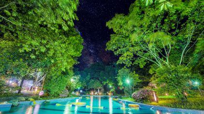 1环形池夜景