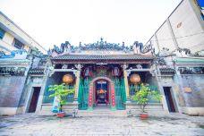 天后宫-胡志明市-doris圈圈