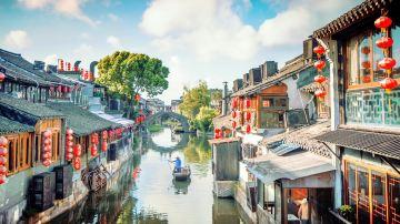 西塘夏季旅游景点图