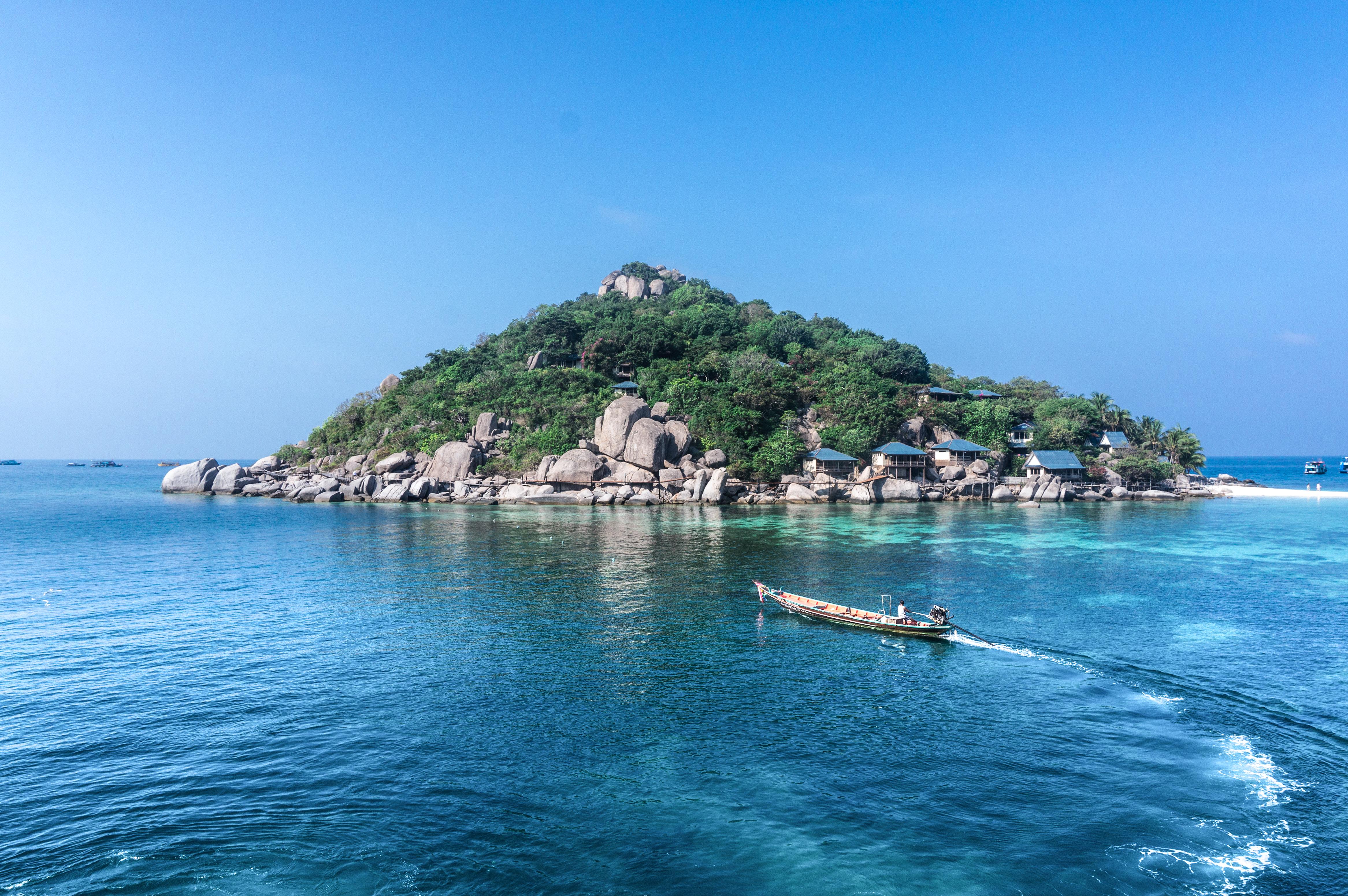 南園島  Koh Nang Yuan   -0
