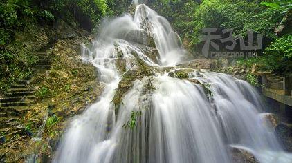 清远天子山瀑布 (16)
