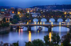 伏尔塔瓦河-布拉格-C年度签约摄影师