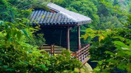 宁波慈溪五磊山景区7