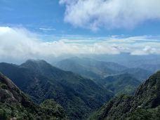三清山风景区-三清山-亚力山小