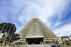 天梯教堂-里约热内卢-小思文