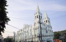 圣萨巴斯第安教堂-马尼拉-小凌60