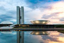 国会大厦-巴西利亚-doris圈圈