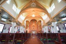 盐井天主教堂-芒康-doris圈圈