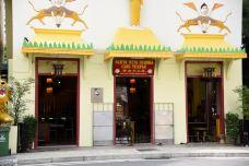 千灯寺院-新加坡-C_image