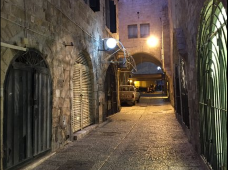 耶路撒冷卡杜购物区图片