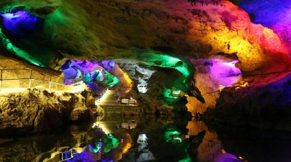 金龙洞地下河 (3)