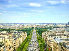 巴黎及周边精华5日游