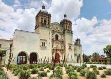 Templo de Santo Domingo de Guzman-瓦哈卡德华雷斯-用户61
