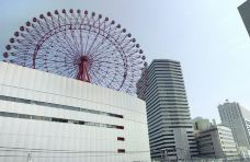 HEP FIVE摩天轮-大阪-doris圈圈