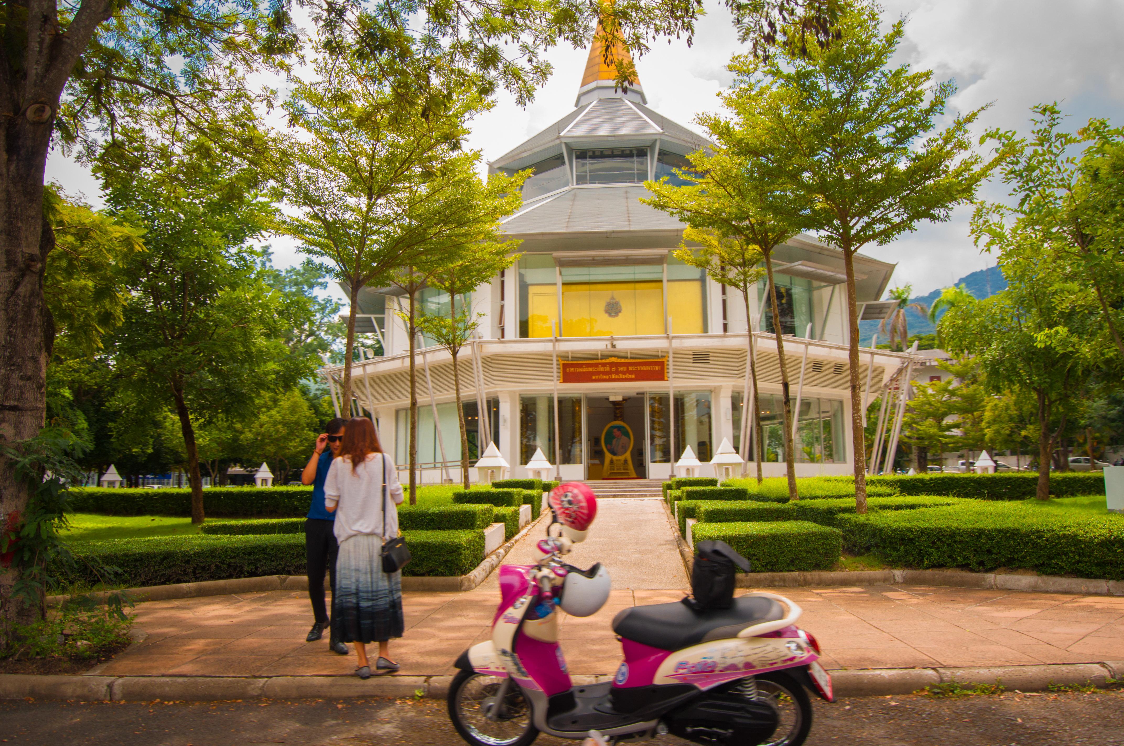 清邁大學  Chiang Mai University   -1