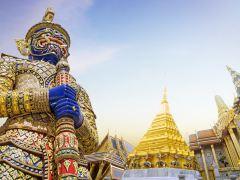 曼谷+清迈+泰北周边深度10日游