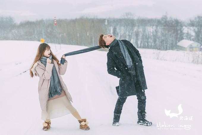 雍容makiori】北海道~这个冬天你的城市下雪吗? - 函馆游记攻略【携程攻略】