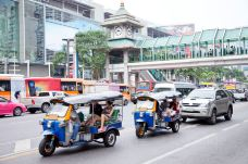 曼谷-doris圈圈