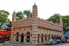 纳哥德卡殿-新加坡-行旅他乡