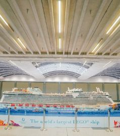 苏比克湾游记图文-星梦邮轮菲凡之旅,美景一路享不停