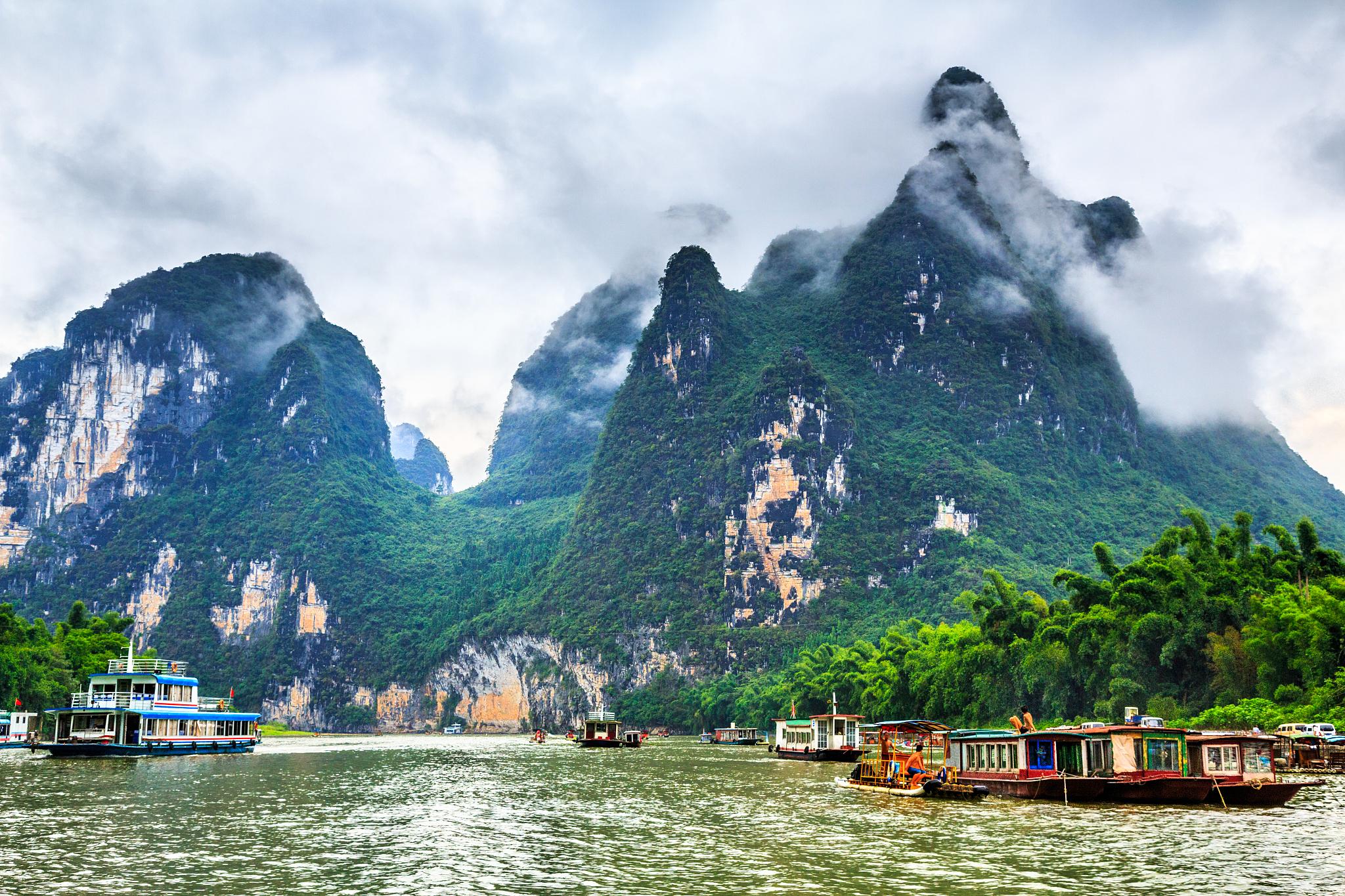Li River Cruise Tour