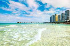北海滩-迈阿密-doris圈圈